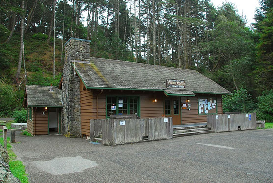 Van Damme State Park Visitor Center - 8125 N Highway 1Little River, CA 95456(707) 937-4016