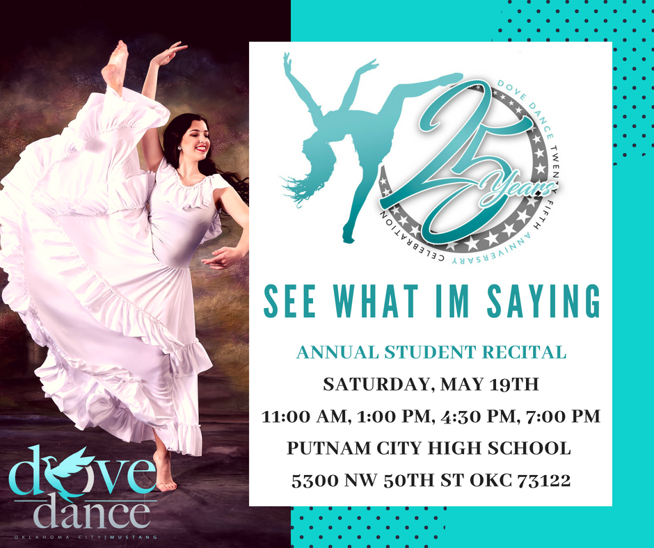 See What I'm Saying - May 19th11am, 1pm, 4:30pm, 7pmPutnam City High School