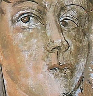 1931 Human Being detail.jpg