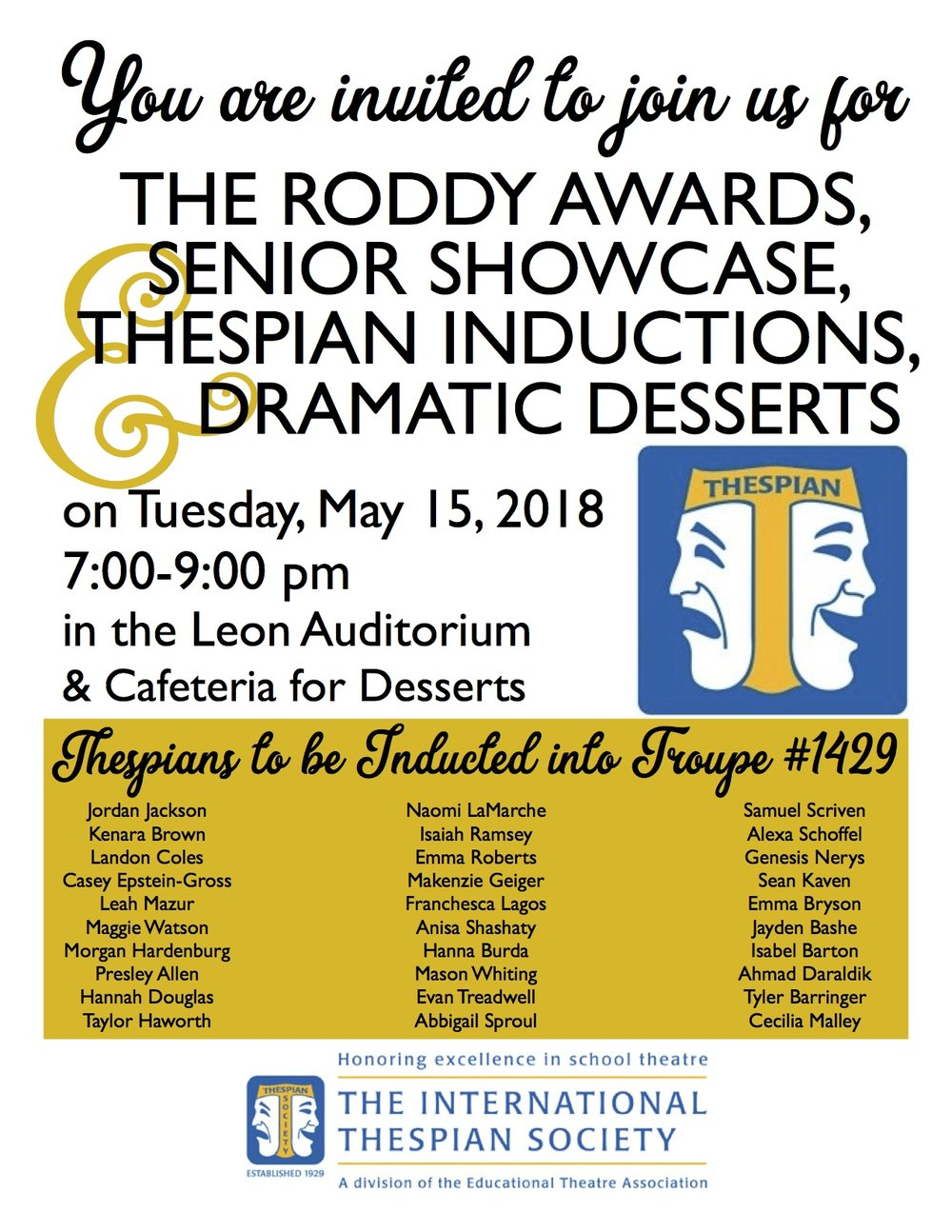 thespian induction invitation.jpg