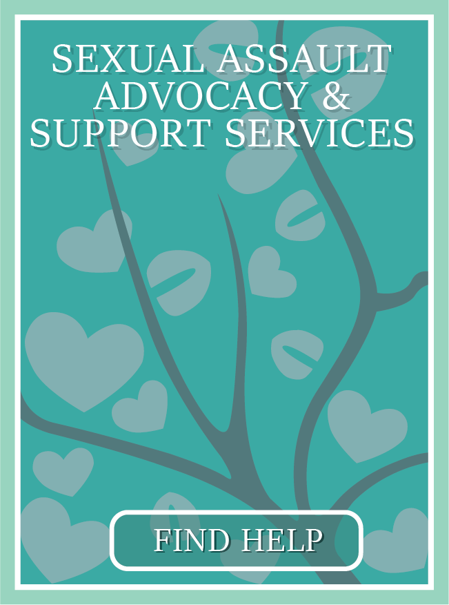 Sexual Assault Advocacy  & Support Services
