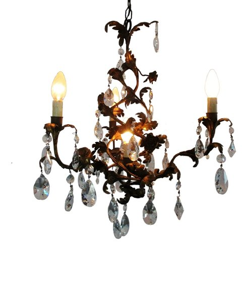 Strass Crystal Chandelier Whimsical spiral french tole strass crystal chandelier moulin bleu whimsical spiral french tole strass crystal chandelier audiocablefo