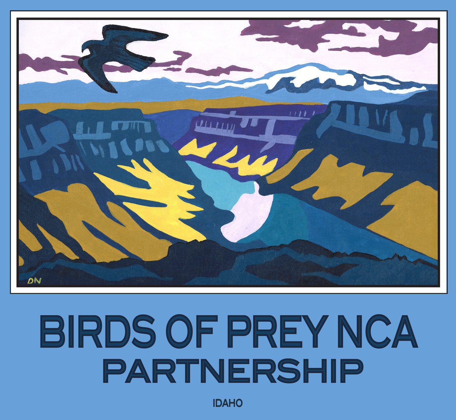 Birds of Prey NCA Partnership