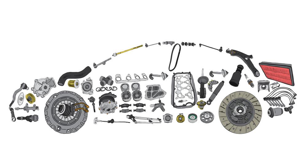 Parts Dept — Zenith Auto Care