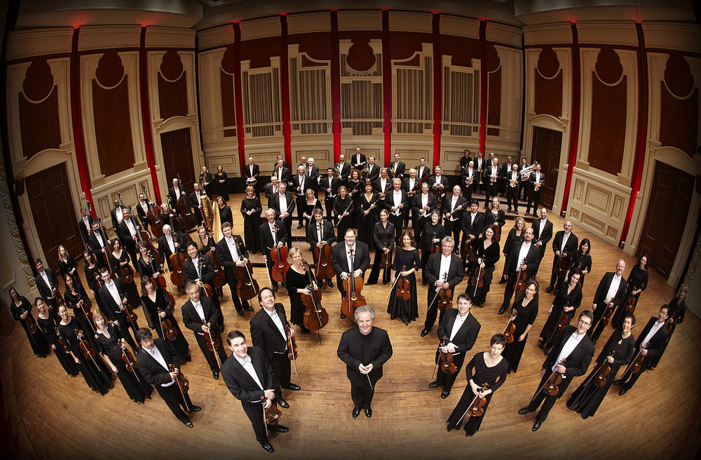 Pittsburgh Symphony Orchestra courtesy of: https://en.wikipedia.org/wiki/Pittsburgh_Symphony_Orchestra#/media/File:2011_PittsburghSymphonyOrchestra_Fisheye.jpeg