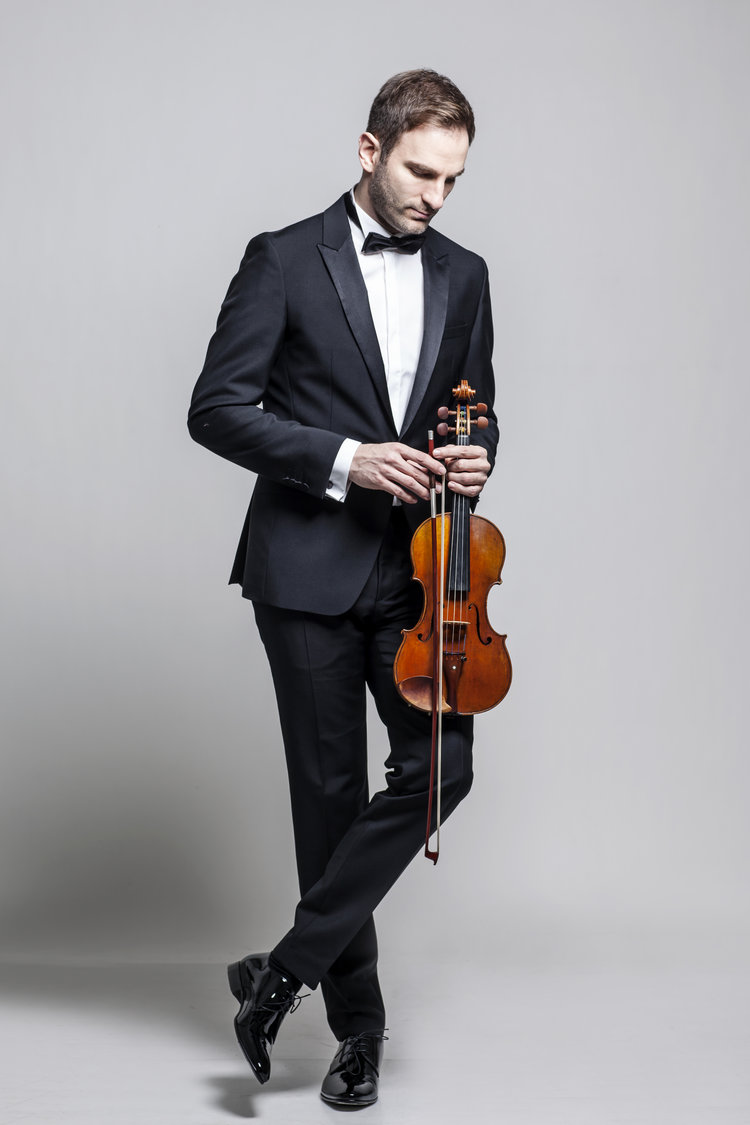 Stefan Milenkovich - Stefan Milenkovich has been established as one of the great violinists of his generation. Serbia's Artist of the Century, Most Humane Person, and Brand Personality of the Year, Milenkovich enjoys a prolific career as an internationally sought-after soloist and recitalist.Firmly dedicated to pedagogical work, Milenkovich taught in collaboration with Itzhak Perlman at the Juilliard School in New York City.