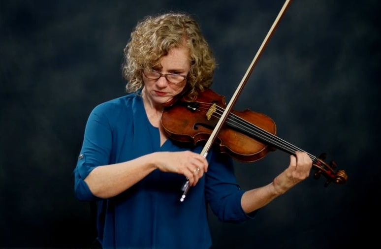 Beth Blackerby of ViolinLab.com - Beth Blackerby is the founder of the world's #1 site for violin tutorial videos. Exclusive videos from ViolinLab are available only in Trala.
