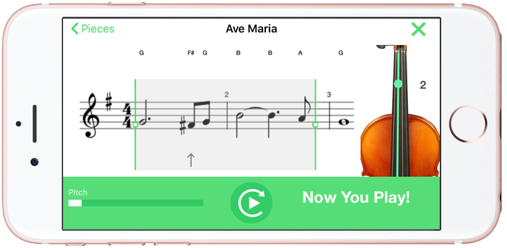 Learn Violin with the Trala App