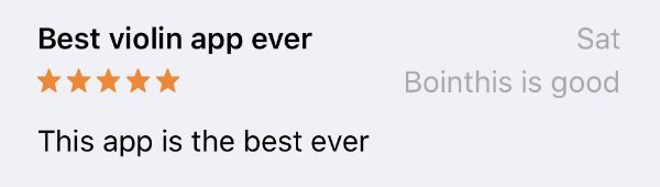 Trala User Review - Bointhis is good.PNG