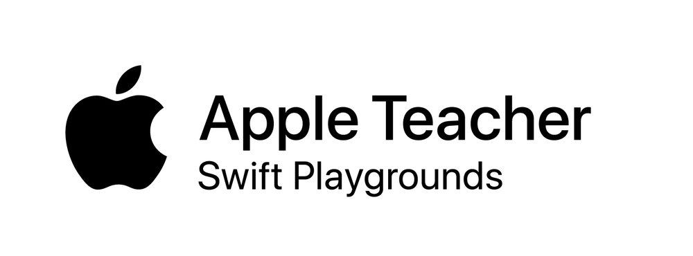 Apple Teacher with Swift Playgrounds recognition