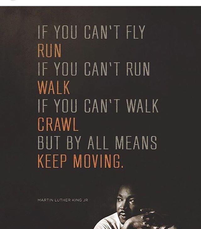 Keep moving, keep loving 💗. . . #mlk #love #morelove