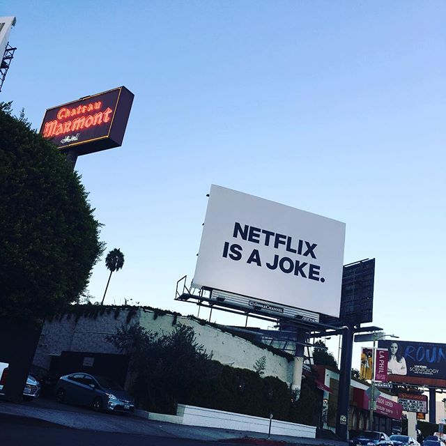 LA story. #Netflix