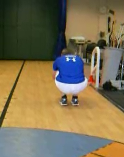 full squat