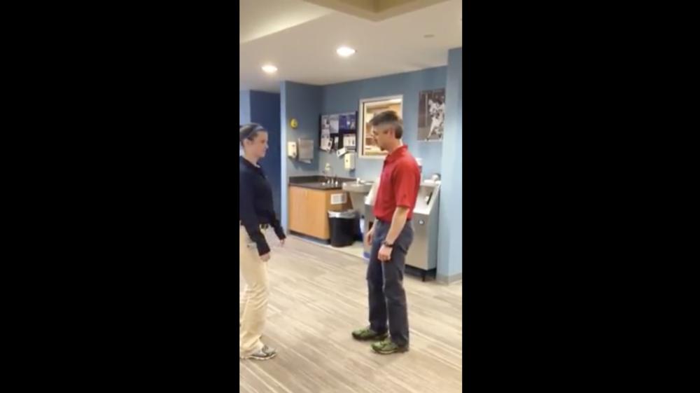 VIDEO: Teaching tool for left stance/L AFIR — Integrative