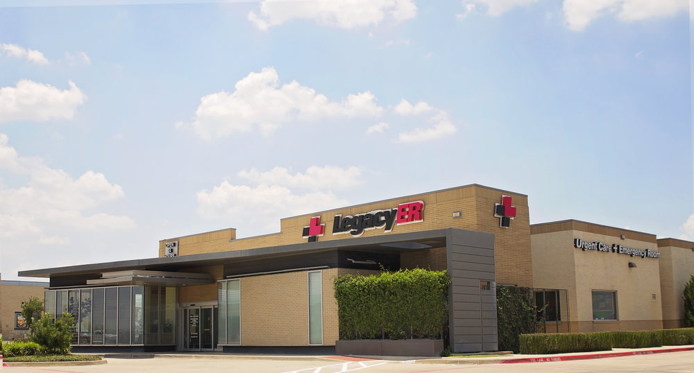 Legacy ER & Urgent Care Frisco Texas - Opened 2008