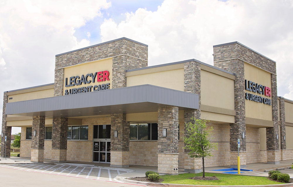 Legacy ER & Urgent Care North Richland Hills Texas - Opened in 2013