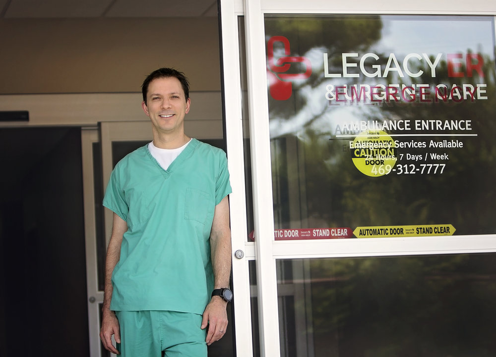 Robert Lapporte, M.D. Board Certified ER Trained Physician