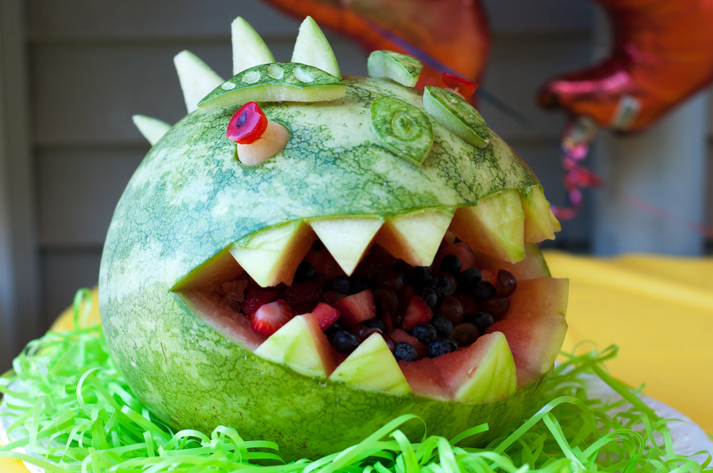 A Dino-mite Third Birthday Party — The Green Robe