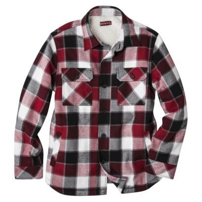 Merona Sherpa Lined Flannel - Target.com