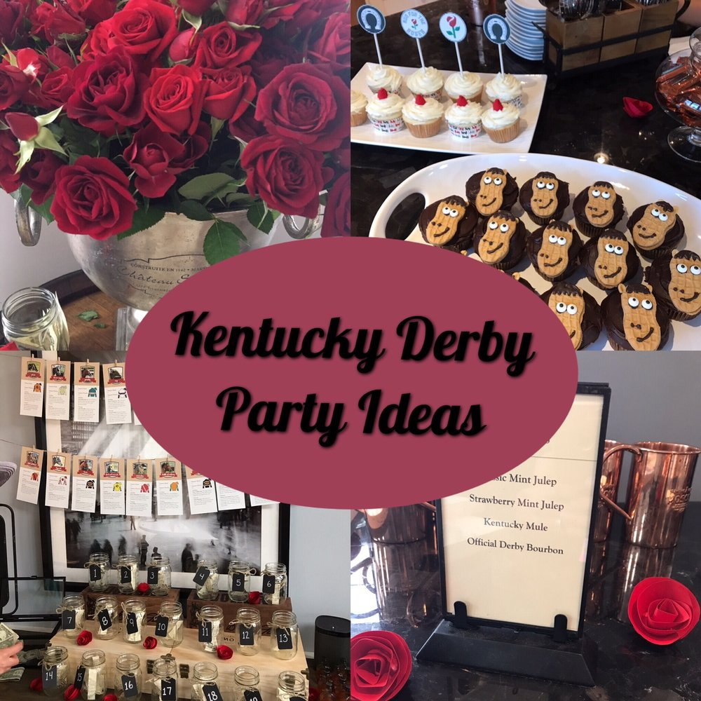 Easy And Fabulous Entertaining Kentucky Derby Party The Green Robe