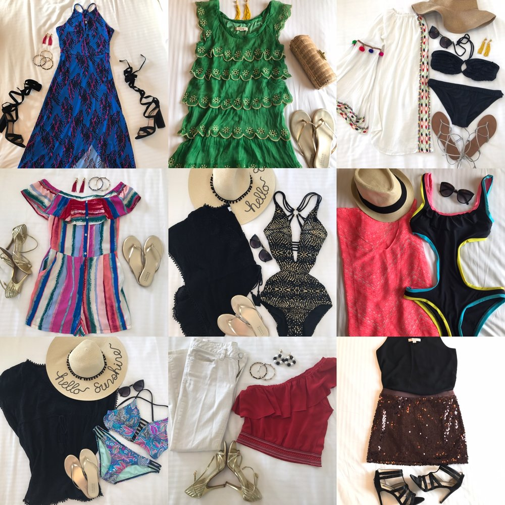 b34c436acdb2 Packing Guide for a Miami Beach Girl's Trip — The Green Robe