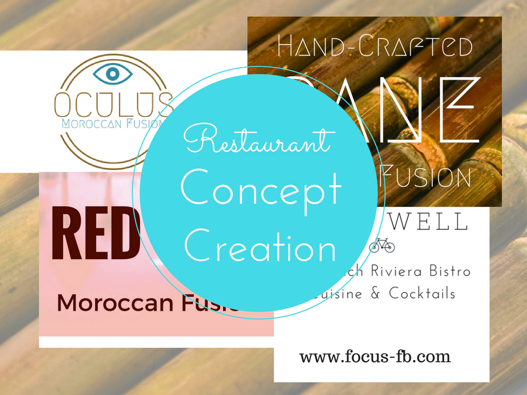 Restaurant Design Concepts by Focus F&B