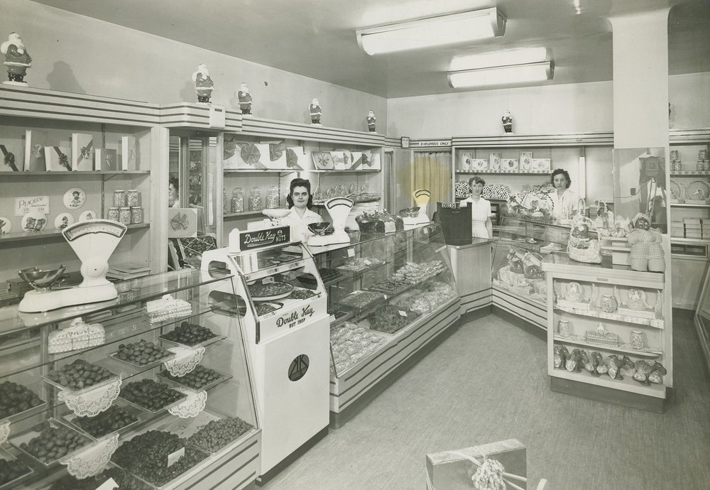 Original Marcoes store in Tacoma