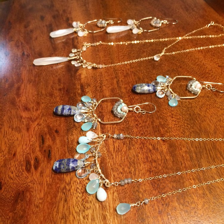 Amelie Collection made to order