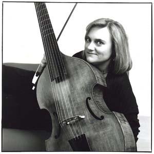 Sarah Cunningham <br> Viola da Gamba