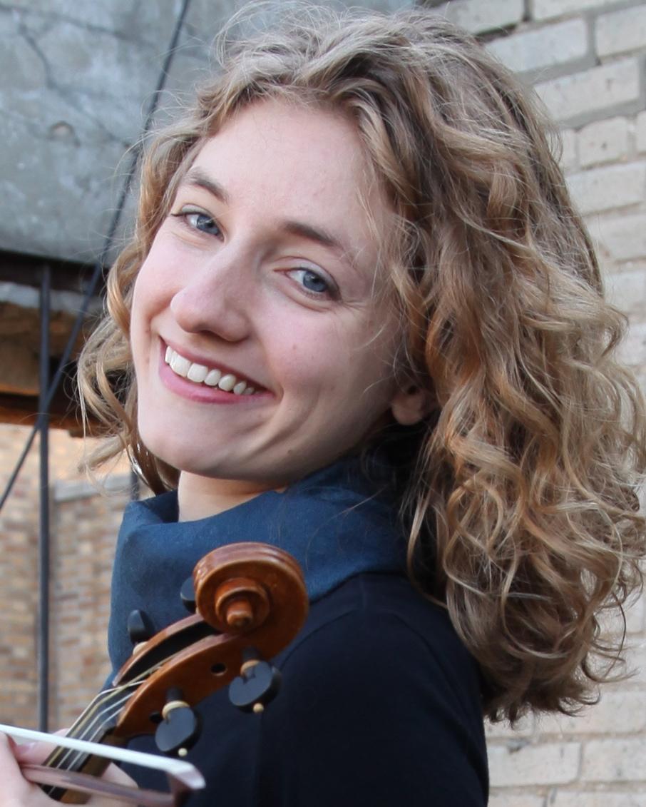 Beth Wenstrom, violin
