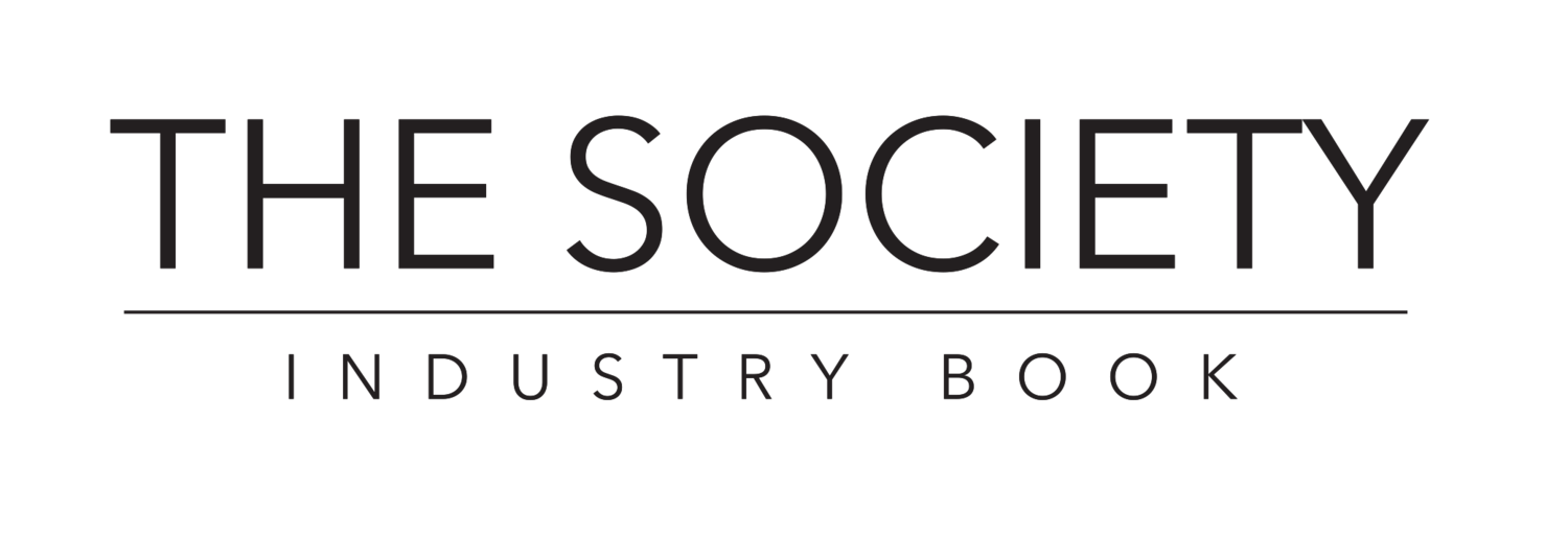 THE SOCIETY INDUSTRY BOOK
