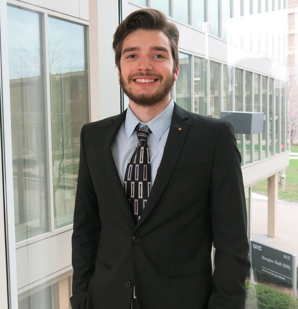 Sean Spegar Accounting May 2020 I enjoy playing sports especially soccer.My favorite team is Manchester City.I've been to Rome, Italy and plan interning abroad in London in the Summer of 2018