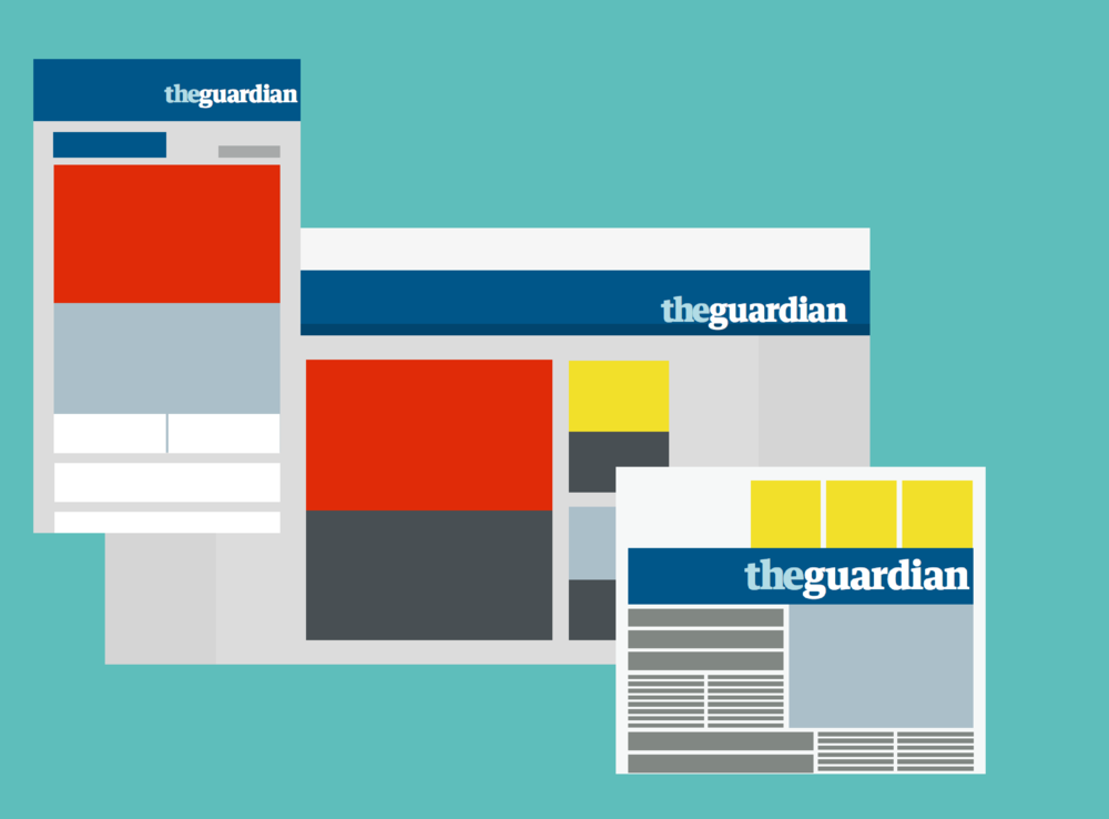 the Guardian receives 147 million unique worldwide visitors a month. In the UK alone, it receives 26m+ views across print, and digital per month. -