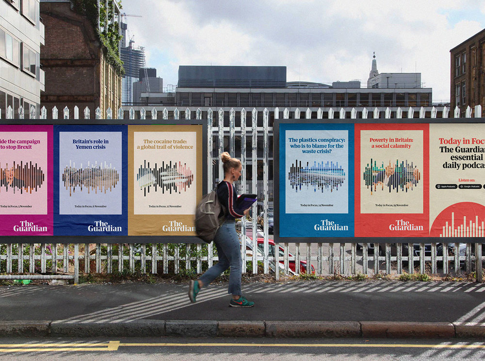 Additional Campaign Images - 6 Sheet Flyposters