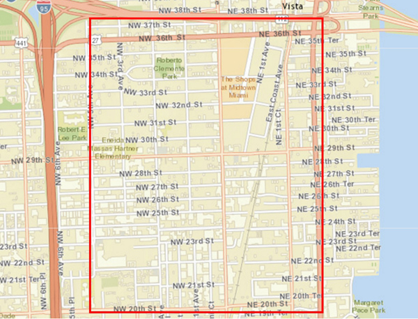 Currently Zika Virus cases have been diagnosed in the Wynwood neighborhood of Miami, FL.