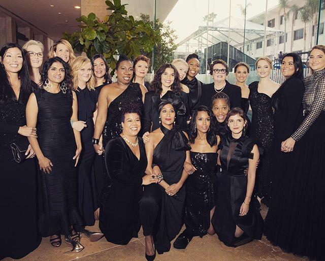 These are the inspiring and hardworking activists (invited by some pretty inspiring actresses) who attended the #GoldenGlobes on Monday - If you want to find out more about them head to: goo.gl/weN644 ⠀ ⠀ #TimesUp #MeToo #WomenLeadingChange
