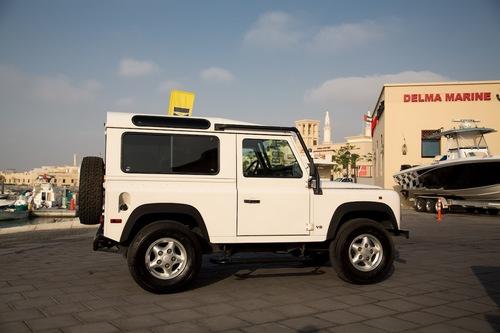 Land Rover Defender 90 (sold) — Bloodline