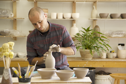 Todd Beatson, Byron School of Clay