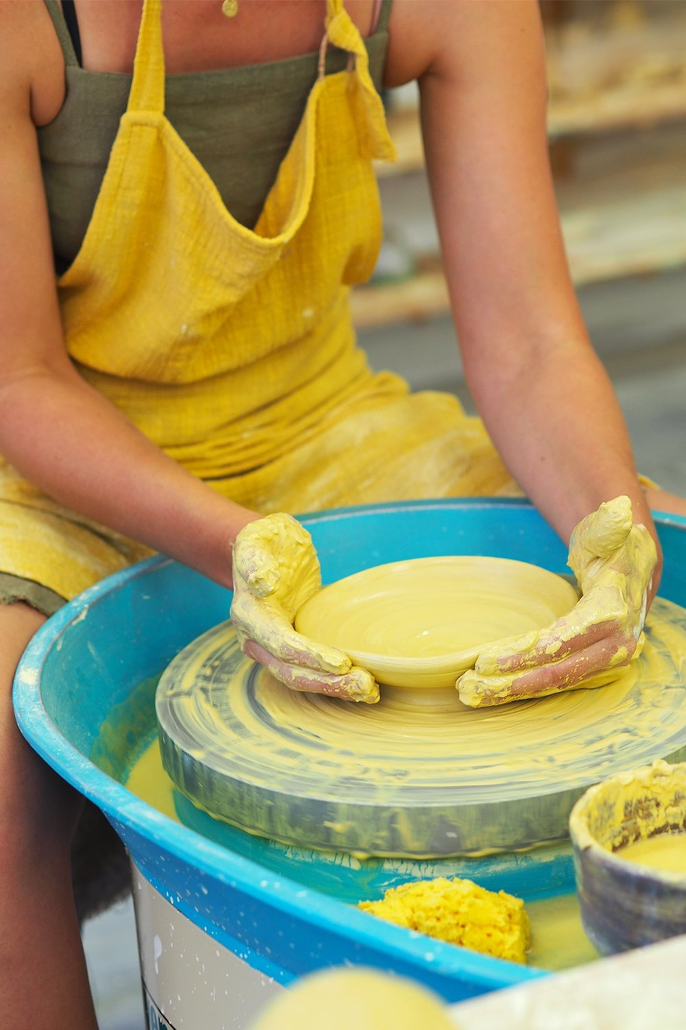 beginner pottery courses—Join us in Term 2  -