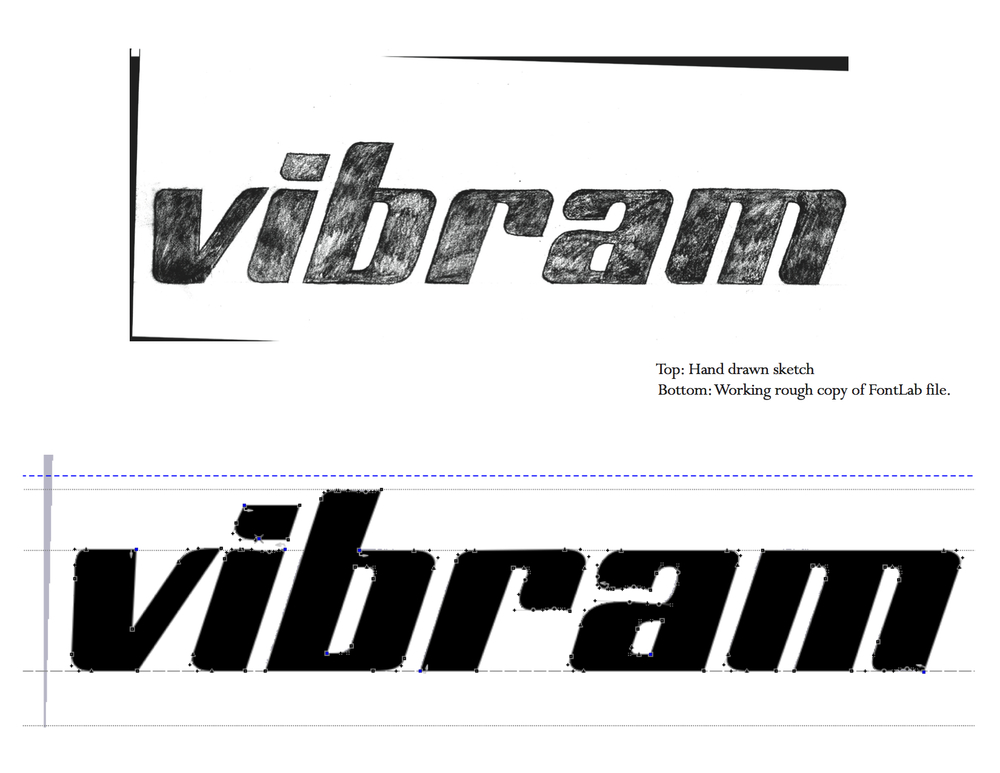Working Vibram