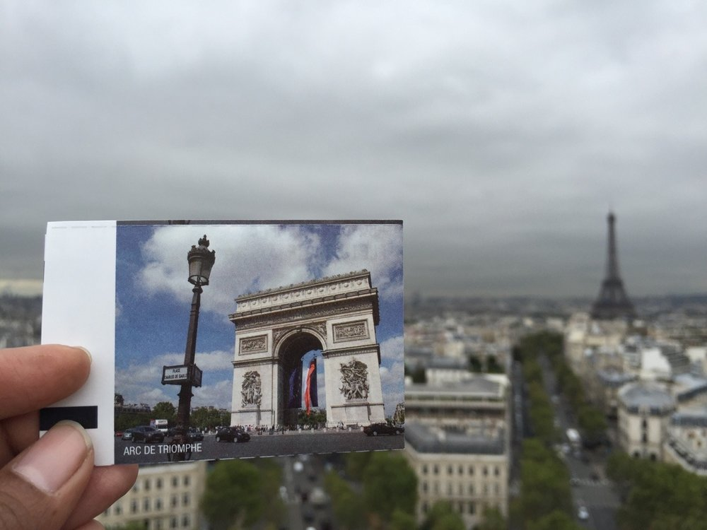 Arc de Triomphe - Hours:April to September - 10 am to 11.00 pmOctober to March - 10 am to 10.30 pmTicket: Adults : 8 €Students (18 to 25 years) : 5 €Groups : 6,20 €Free for children and students up to Age 17Best time to go: Right at opening time or stay for the sunset.Holidays:January 1, May 1, May 8 (morning) July 14 (morning), November 11 (morning) and December 25