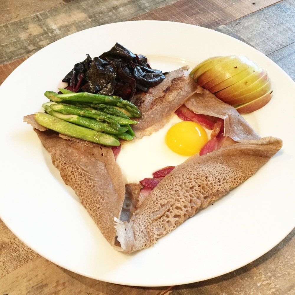 French Galette