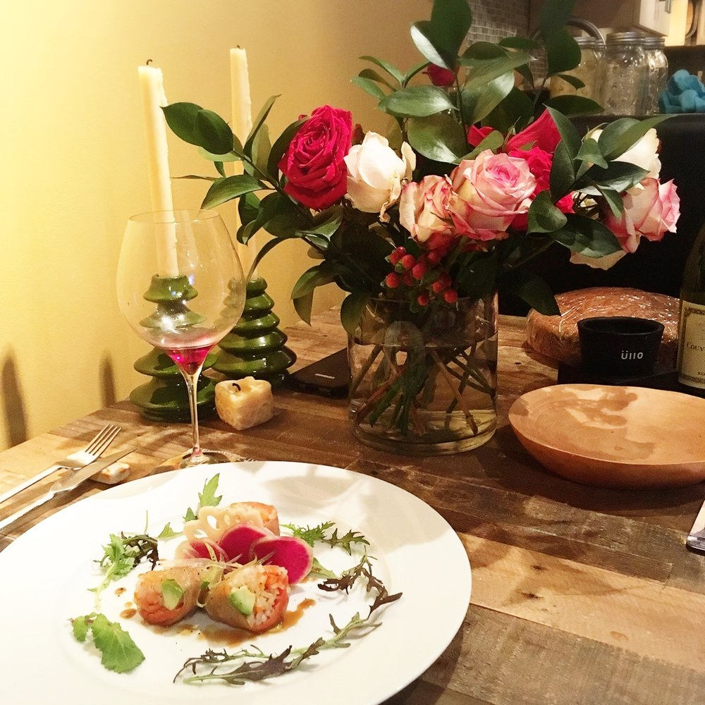 tatekitchen-table-flowers