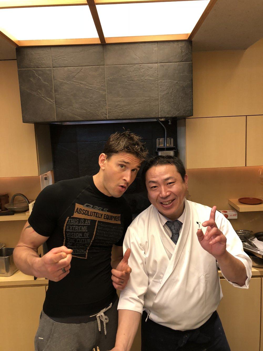 Ben & Ishizuka
