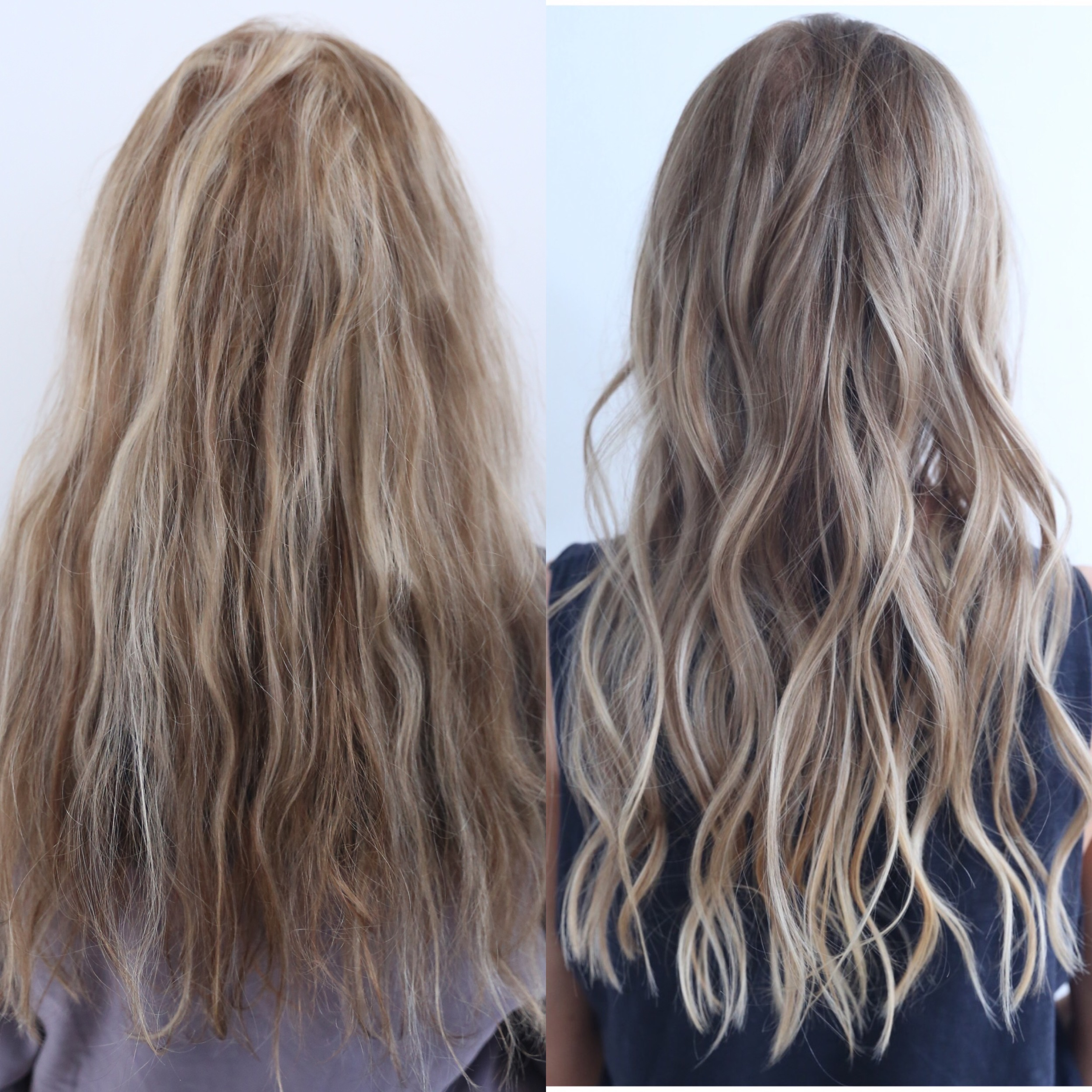 Blog stephen garrison re created a root with a 5n redken shades and added highlights to the ends to give a more natural beachy feel pmusecretfo Images