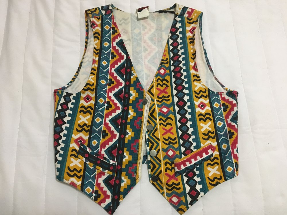 My 'Martin' vest from Etsy.com