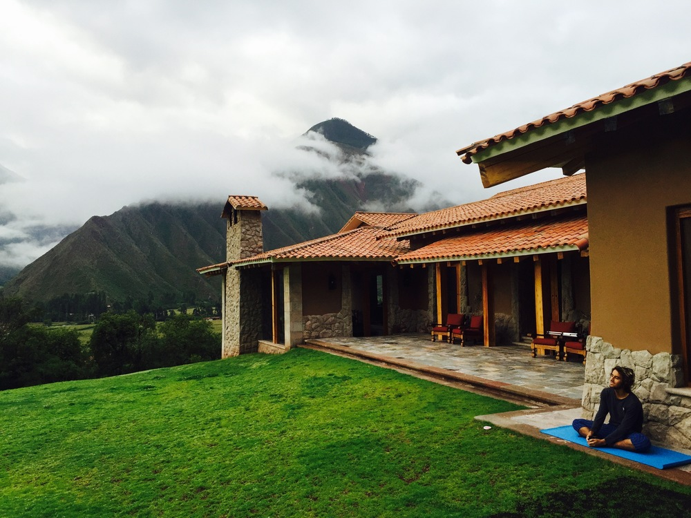 Inkaterra Hacienda Urubamba, The Sacred Valley. Photo: Angie Davis.