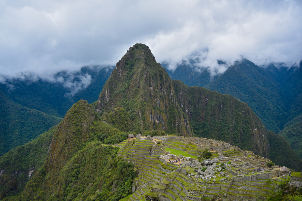 Machu Picchu. Photo: Angie Davis.