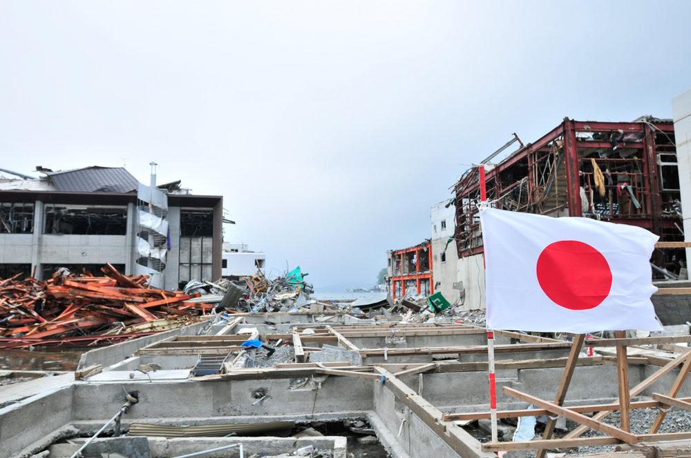 Hope for Japan.