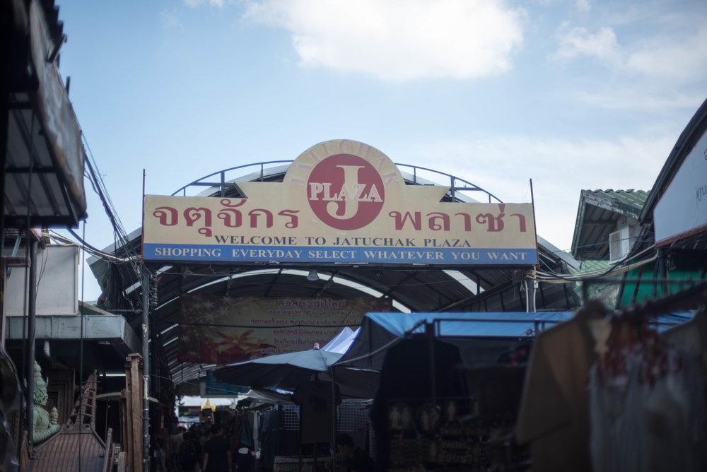 Chatuchak Market also know as JJ Market